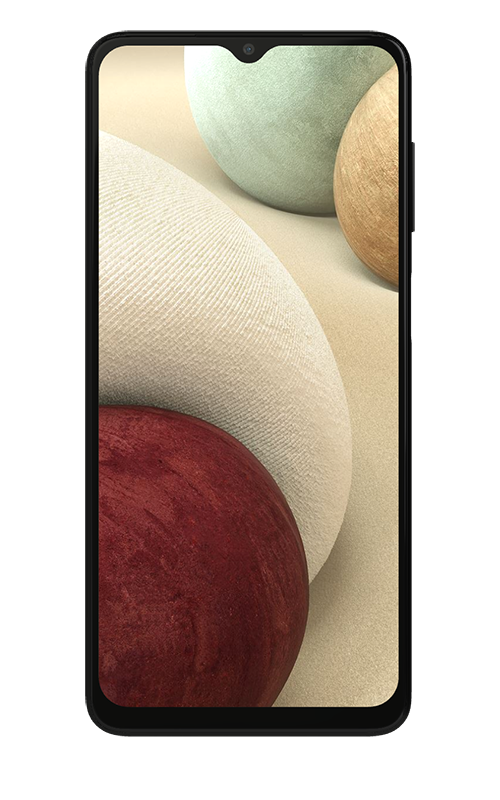 Galaxy A12 64GB Dual SIM Black