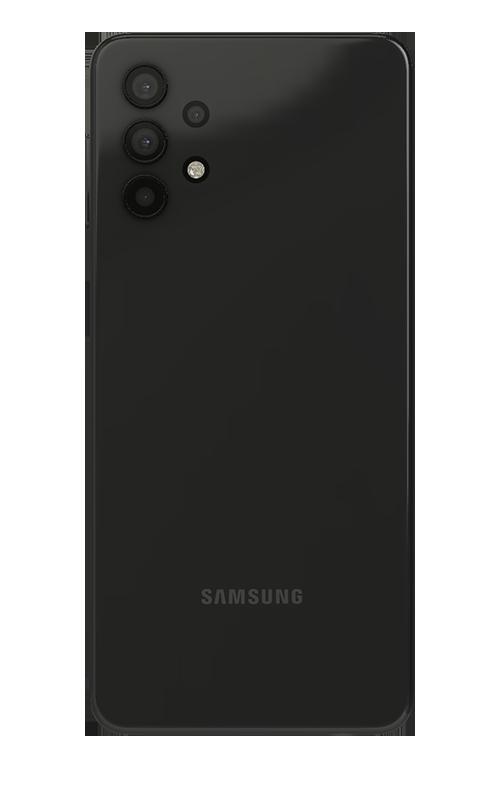 Galaxy A32 128 GB Awesome Dual SIM Black