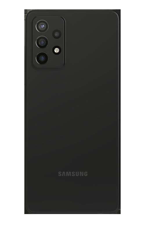 Galaxy A72 128 GB Awesome Dual SIM Black
