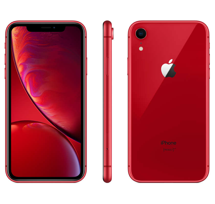 IPHONE XR NEW - RED